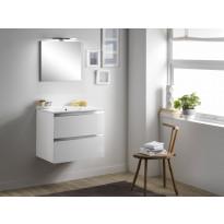 Kylpyhuoneryhmä Mimo Furniture Victoria 60, softclose, lakattu valkoinen