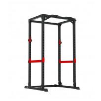 Kyykkyteline Master Fitness XT12 Power Rack, sis.leuanvetotanko