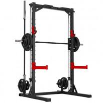 Treeniteline Master Fitness Smith Halfrack XT5, max.280kg
