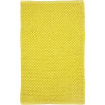 Kylpyhuoneen matto Sade 50x80cm, keltainen