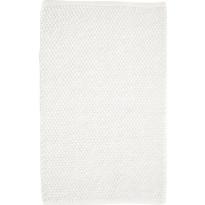 Kylpyhuoneen matto Sade 70x110cm, valkoinen