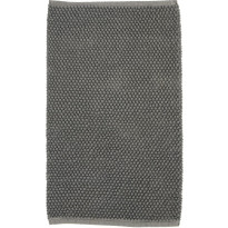 Kylpyhuoneen matto Sade 70x110cm, tummanharmaa