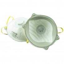 Hengityssuojain Procat FFP3, venttiilillä, 2kpl/pkt
