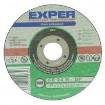 Katkaisulaikka Exper Ø115mm, 3.0mm, kivelle
