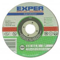 Katkaisulaikka Exper Ø125mm, 3.0mm, kivelle