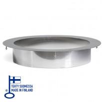 Integrointikaulus Pipe 10,5kW kiukaille, steel