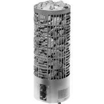 Sähkökiuas Mondex Tahko M, 6.6kW, 6-9m³, kiinteä ohjaus