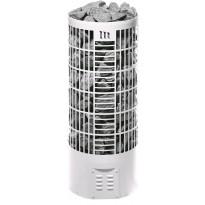 Sähkökiuas Pipe 9,0 kW (8-15m³), valkoinen