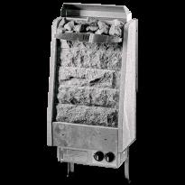 Sähkökiuas Mondex Ukko, 10.5kW, 9-15m³, kiinteä ohjaus