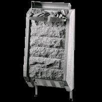 Sähkökiuas Mondex Louhi, 6.6kW, 5-9m³, erillinen ohjaus