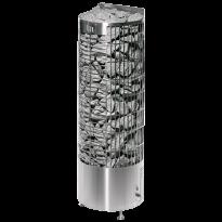 Sähkökiuas Kalla E-malli, 6,6kW, (6-9m³) steel