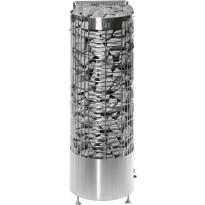 Sähkökiuas Kalla E-malli, 9kW, (8-15m³) steel