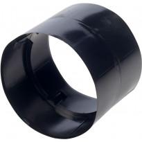 Jatkoholkki Meltex 315mm, SN4, musta