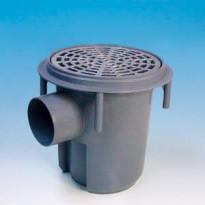 Hiekanerotin Meltex, PHVS Merika, 7/75 mm, alumiini kansi
