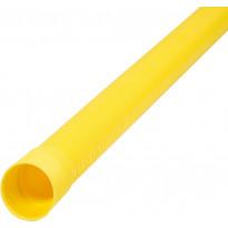 Kaapelinsuojaputki Meltex, TEL A, Ø75/62 mm x 6 m, keltainen, tupla