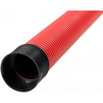 Kaapelinsuojaputki Meltex, TEL B, Ø160/140 mm x 6 m, punainen, tupla