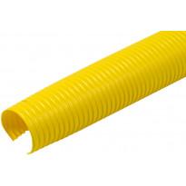 Kaapelikouru Meltex XYS Ø110mm x 3m, 8 kpl, 24 m/nippu, keltainen