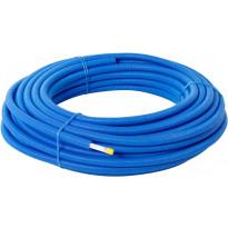 Käyttövesi-/lämmitysputki Meltex Sujusani PEX-c, Ø18x2,5 mm, sininen, 50 m