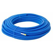 Käyttövesi-/lämmitysputki Meltex Sujusani PEX-c, Ø22/34 mm, sininen, 50 m