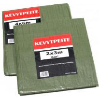 Kevytpeite 4x6m, (24m²), 65 g/m², (vihreä)