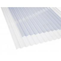 Valokate 2,5x1,06m, (2,65 m²) PVC trapetsi