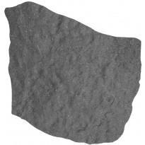 Askelkivi Multy Home Natural B stone, 45x55cm, kierrätyskumia, harmaa