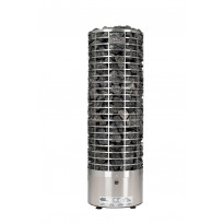 Sähkökiuas Misa Kuiske 12765R, 6.6kW, 5-9m³, erillinen ohjaus