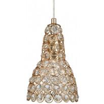 Ikkunavalaisin Markslöjd Fia Ø 120x190 mm kulta/Brilliant-kristalli