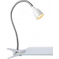 LED-nipistinvalaisin Markslöjd Tulip 75x300x350 mm valkoinen