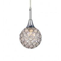 Ikkunavalaisin Markslöjd, Cora, Ø10x19.5 cm, kromi/Brilliant-kristalli