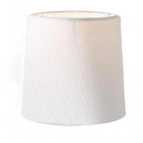 Varjostin Markslöjd Cylinder Nature, Ø 16cm, valkoinen