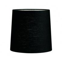 Varjostin Markslöjd Cylinder, Ø 16cm, musta