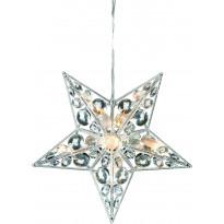 Valotähti Härnösand LED 40 cm akryyli