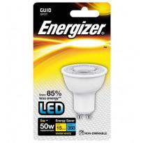 LED-kohdelamppu Energizer, GU10, 5W, kirkas