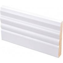 Peitelista Maler Smart Uurre, 15x90x3300mm, mänty, valkoinen
