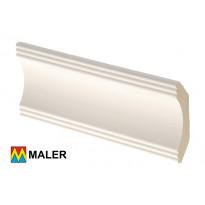 Kattolista Maler 16x63x2750 mm MDF valkoinen