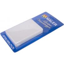 Koristepala Maler sileä, 19x75x115mm, peite- ja jalkalistan väliin, MDF, valkoinen