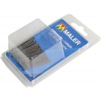 Listanaulat Maler, tummanruskea, 1.8x40mm, tummanruskea, 40kpl