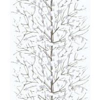 Vinyylitapetti Marimekko Lumimarja, 13022, 0,70x10,05m, vinyylipinta non-woven