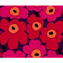 Kuitutapetti Marimekko Unikko, 23350, 0,70x10,05m, non-woven