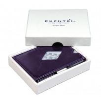 Exentri lompakko, 304 purple haze
