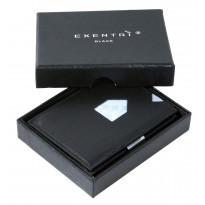 Exentri lompakko, 001 black