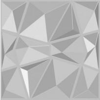 Sisustuslevy Mannerlaatta 3D Diamond 500x500 mm, Tammiston poistotuote