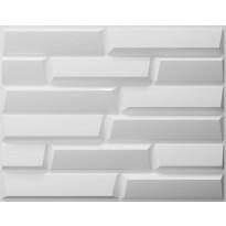 Sisustuslevy Mannerlaatta 3D Sandstone 800x625 mm