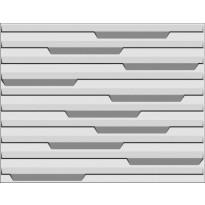 Sisustuslevy Mannerlaatta 3D Piano 800x625 mm