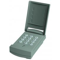 Autotallin oven koodinäppäimistö Liftronic RCT3b