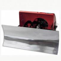 Lumilingon puskulevy MTD, 100cm