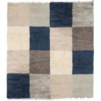 Villamatto Mums Blocks, luksus, 150x150cm, mixed colours
