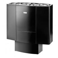 Sähkökiuas Narvi Slim, 6,0kW (5-8 m³), musta