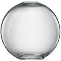 Valaisimen lasikupu Nordlux Askja Air, 23,3cm, kirkas